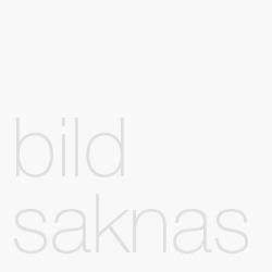 Ergo sadelstol, vinklad, svart