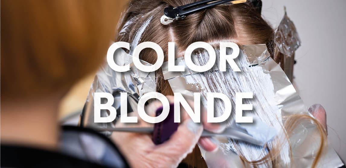 ColorBlonde Kurs